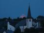 20130821-Mondaufgang Kirche Halsenbach