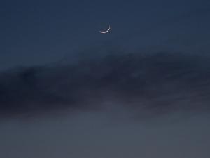 Mond am 13.03.2013