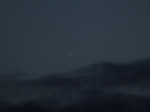 Comet C/2011 L4 PANSTARRS